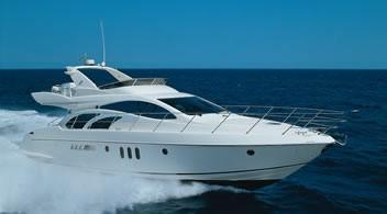Azimut 55 Fly Manufacturer Provided Image: Azimut 55