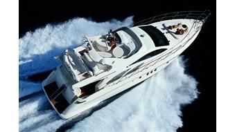 Azimut 55E Manufacturer Provided Image: View From Above