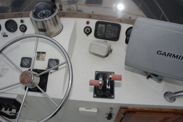 Bridge Controls and Instruments
