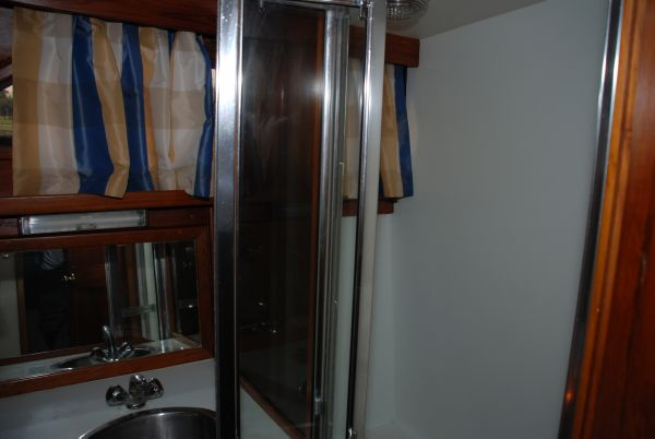 MS Shower Stall