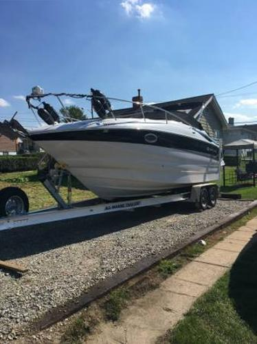 Crownline 250 CR (SRG)