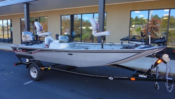 G3 Boats Eagle 166 VNL