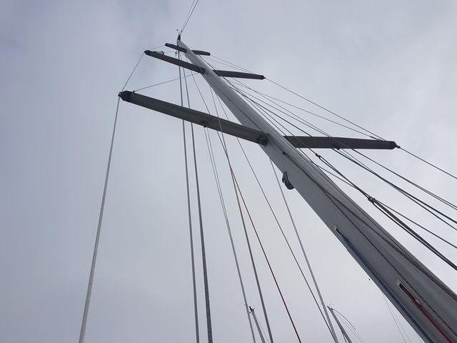 X-382 rigging