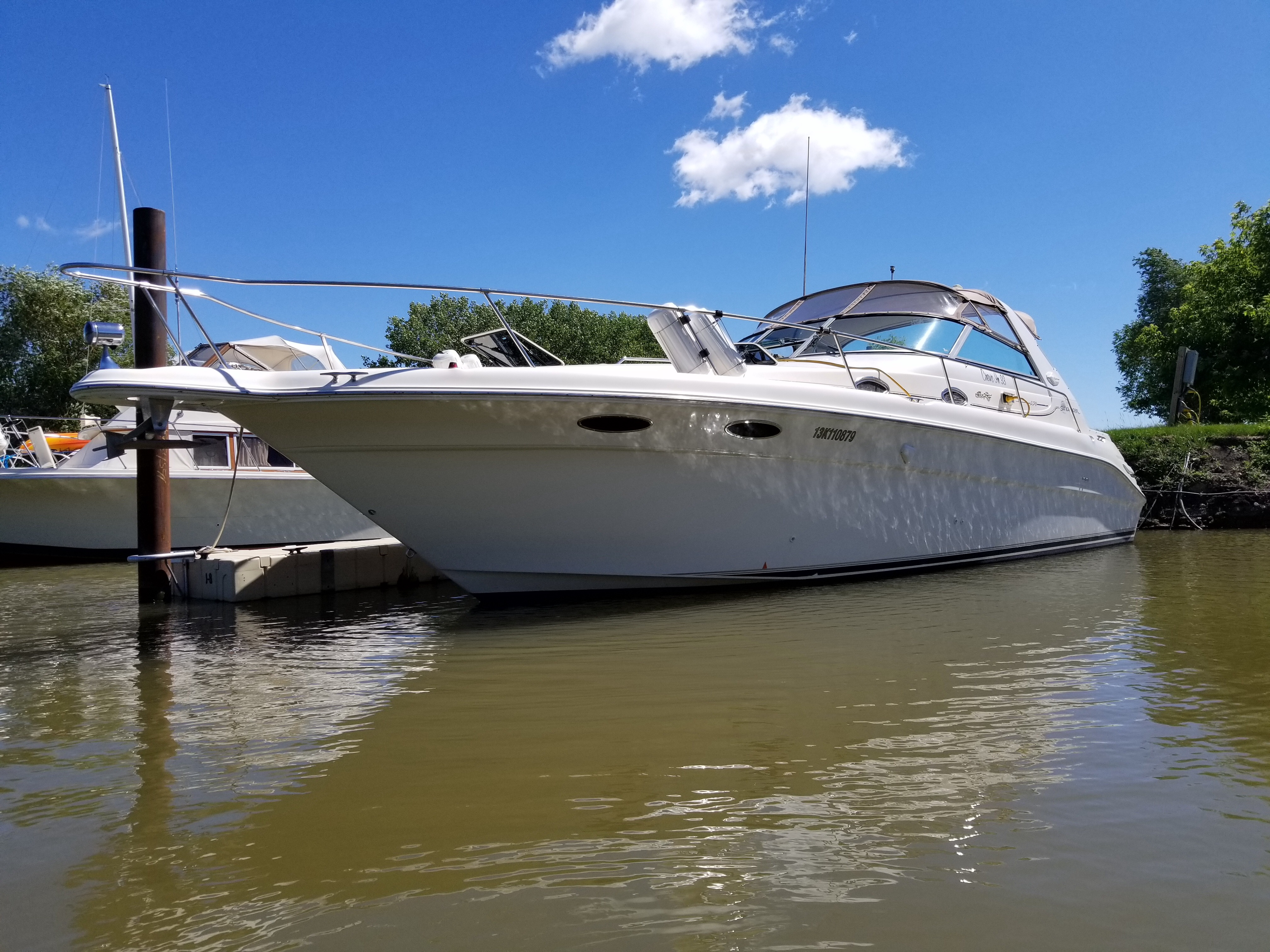 Sea Ray 330 Sundancer DA