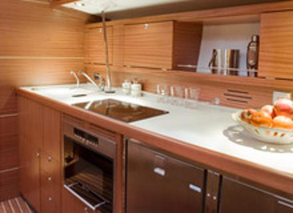 Delphia 40.3 Galley