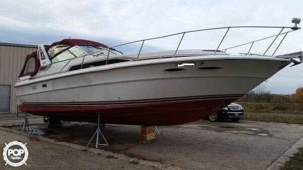 Sea Ray 340 Sundancer 1987 Sea Ray 340 Sundancer for sale in Wilson, NY