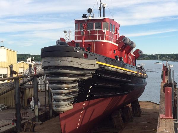 2000 HP TUG WITH STERN THRUSTER