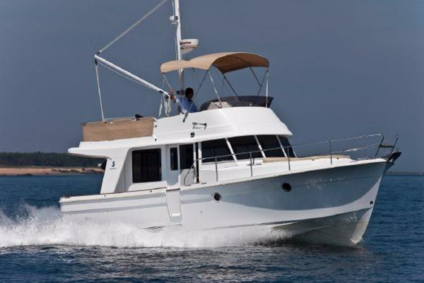Beneteau Swift Trawler Brochure photo