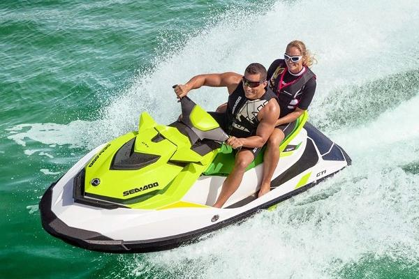 Sea-Doo GTI 90 Manufacturer Provided Image
