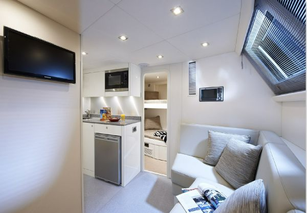 Sunseeker 28M Crew Quarters