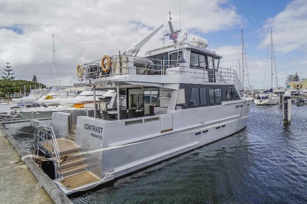 Custom Gold Coast Ships Expedition Cat