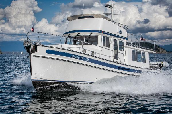 Nordic Tug 39 Flybridge (5 Week Share)