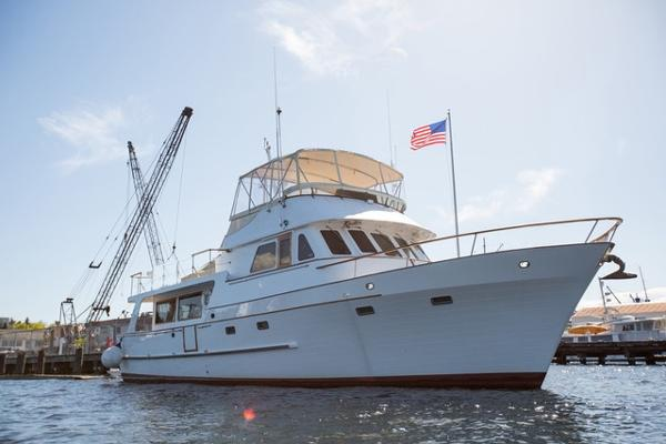 "C&L Marine Raised Pilothouse Trawler ""Patriot"""