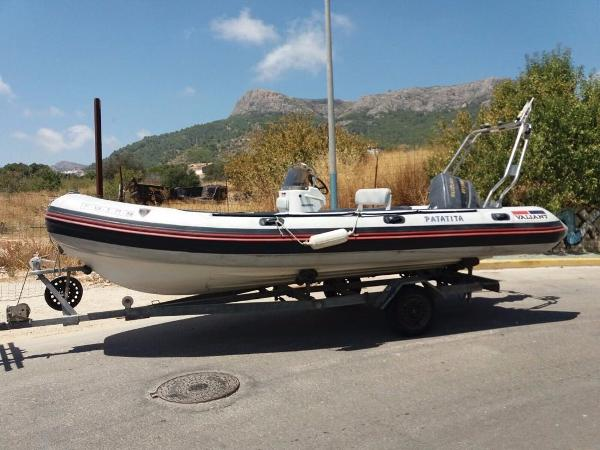 Valiant RIBs 600