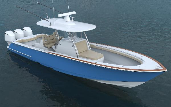 Valhalla Boatworks V-37