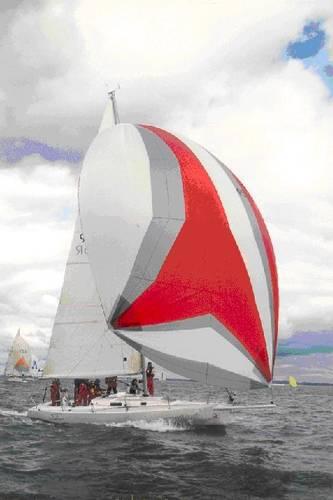 J Boats J/105 J/105 Sailing (sistership)