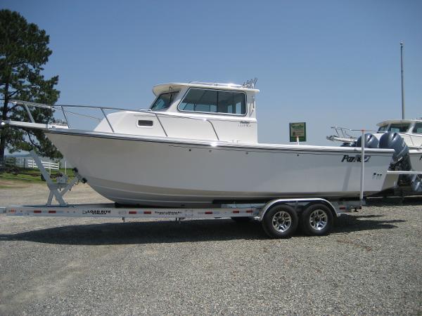 Parker 2520 XLD Sport Cabin 65233