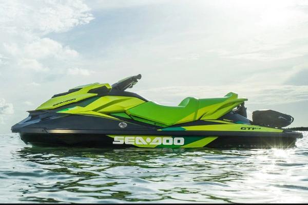 Sea-Doo GTI SE 155 Manufacturer Provided Image