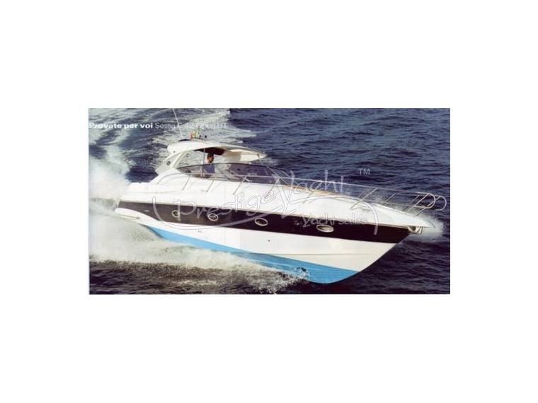 Sessa Sessa Marine SESSA C42 HARD TOP
