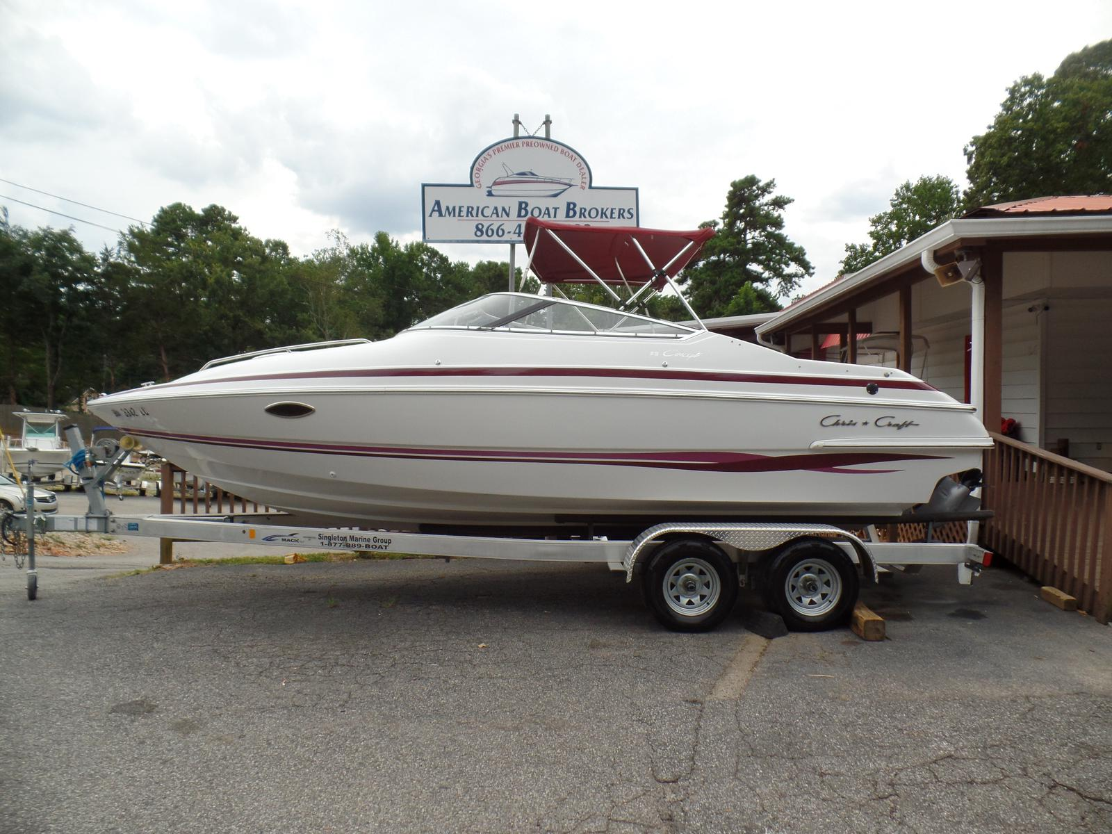 Chris craft concept boats for sale for Chris craft cruiser for sale