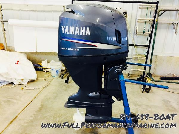 Yamaha Outboards F115TLRD