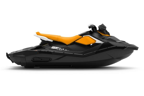 Sea-Doo Spark 3up Manufacturer Provided Image