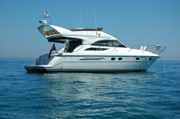 Princess 40 Princess 40 - Actual Boat