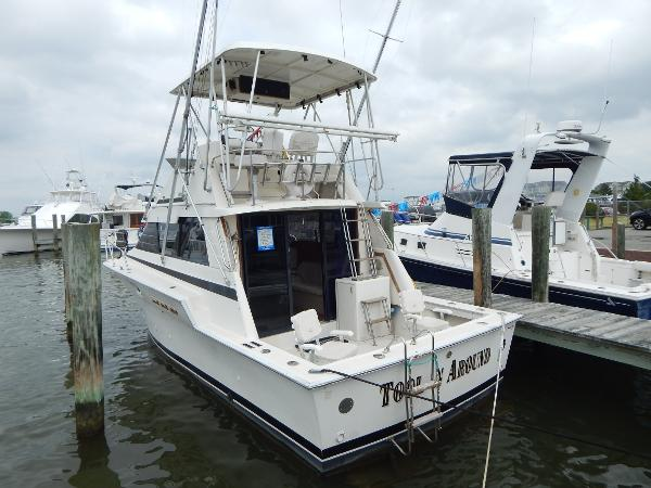 Luhrs 340 Tournament