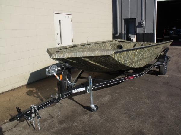 Alumacraft MV1860 Waterfowler DLX TL