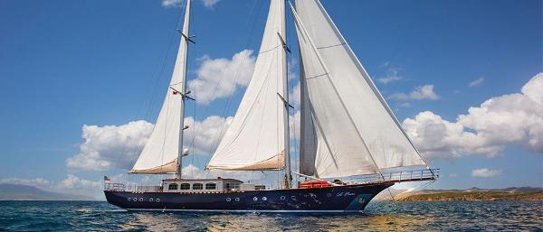 Ada Yacht Works Custom Gulet 115