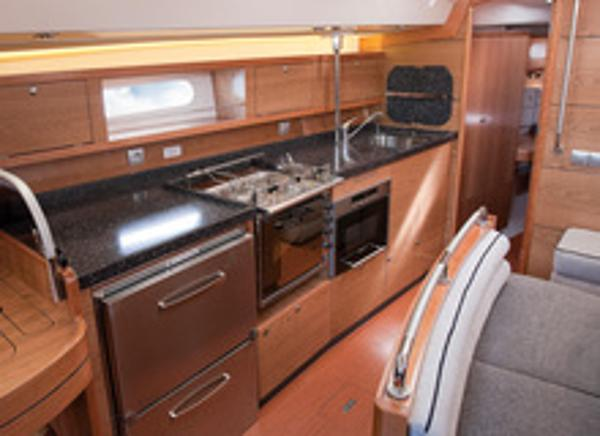 Delphia 47 Galley