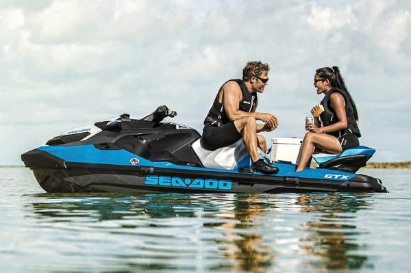 Sea-Doo GTX 155 Manufacturer Provided Image