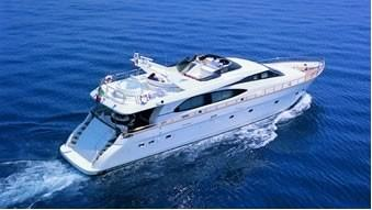 Azimut 85 Manufacturer Provided Image: Azimut 85