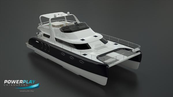 Powerplay Catamaran Cabriolet 60