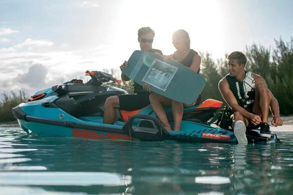 Sea-Doo Wake Pro 230 Manufacturer Provided Image