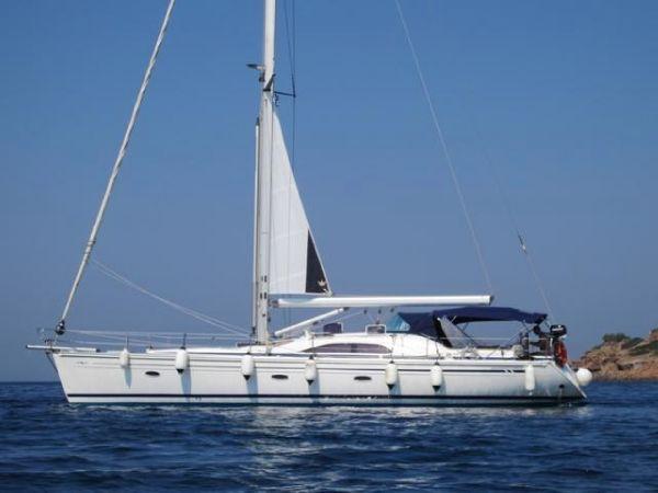 Bavaria 50 Vision Bavaria 50 Vision - Sailing Yacht