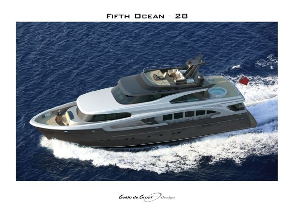 FIFTH OCEAN YACHTS 28M