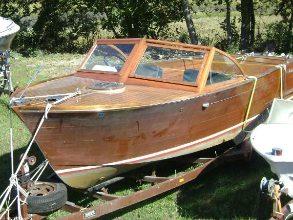 Chris-Craft Sportsman Utility