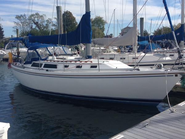 Catalina 34 Tall Rig / Fin Keel
