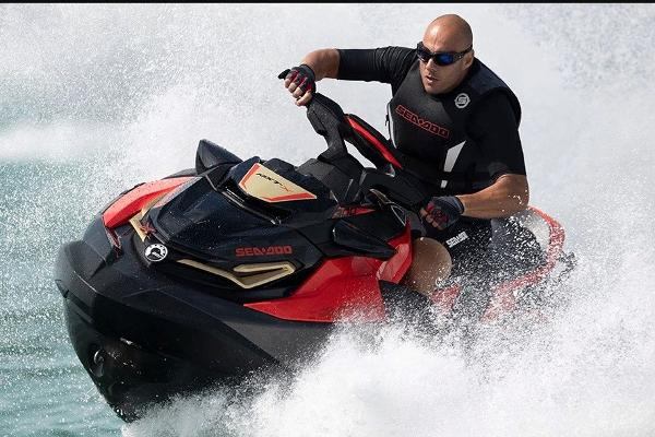 Sea-Doo RXT-X 300 Manufacturer Provided Image