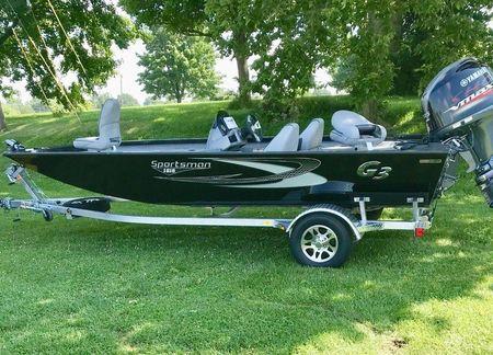 2019 G3 Sportsman 1810, Versailles Kentucky - boats com