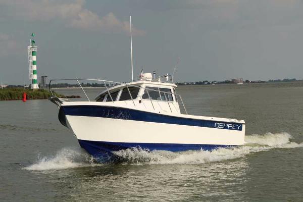 Osprey Pilothouse 24 Fisherman