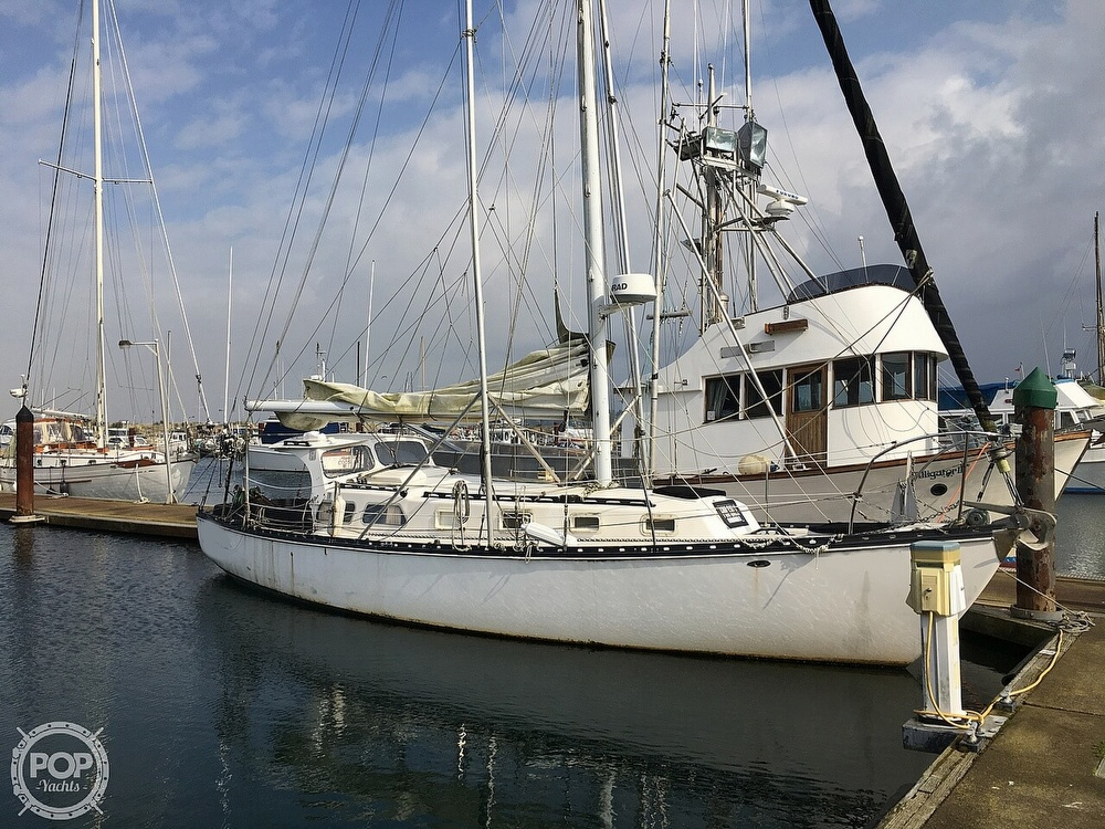 Cascade Yachts Inc 36 1977 Cascade 36 for sale in Coos Bay, OR