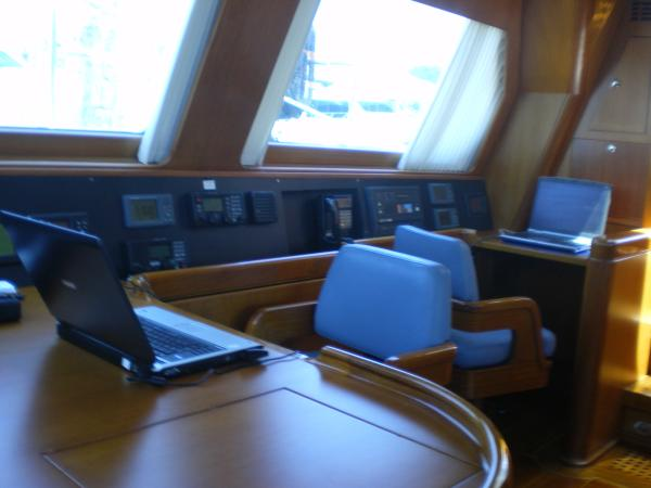 Pilothouse Starboard