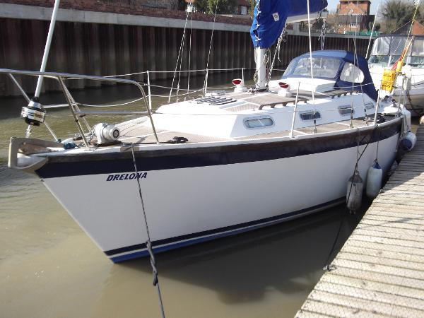 Colvic Sailer 296 (lowered)