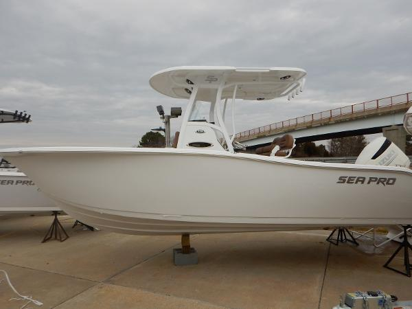 Sea Pro 239 Deep V CC