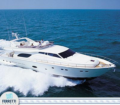 Ferretti Yachts 810 Manufacturer Provided Image: 810