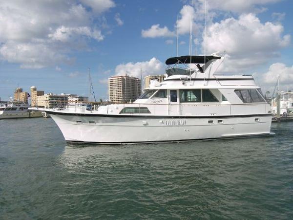 Hatteras 53 Motoryacht Panacea