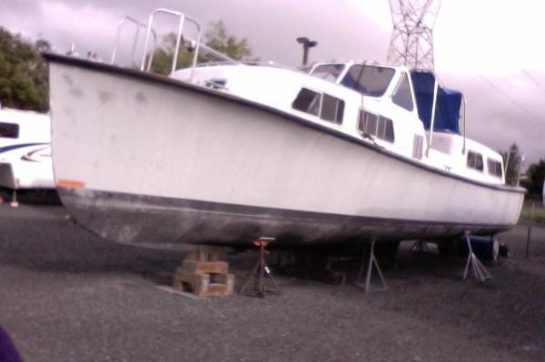 Commercial Willard 40' Crew Boat