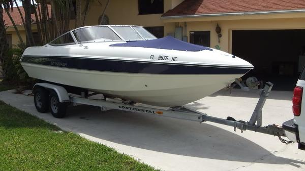 Stingray 230 LX